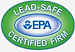Certified EPA Lead Safe contractor for lead abatement and removal
