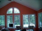Interior of Sunroom Addition